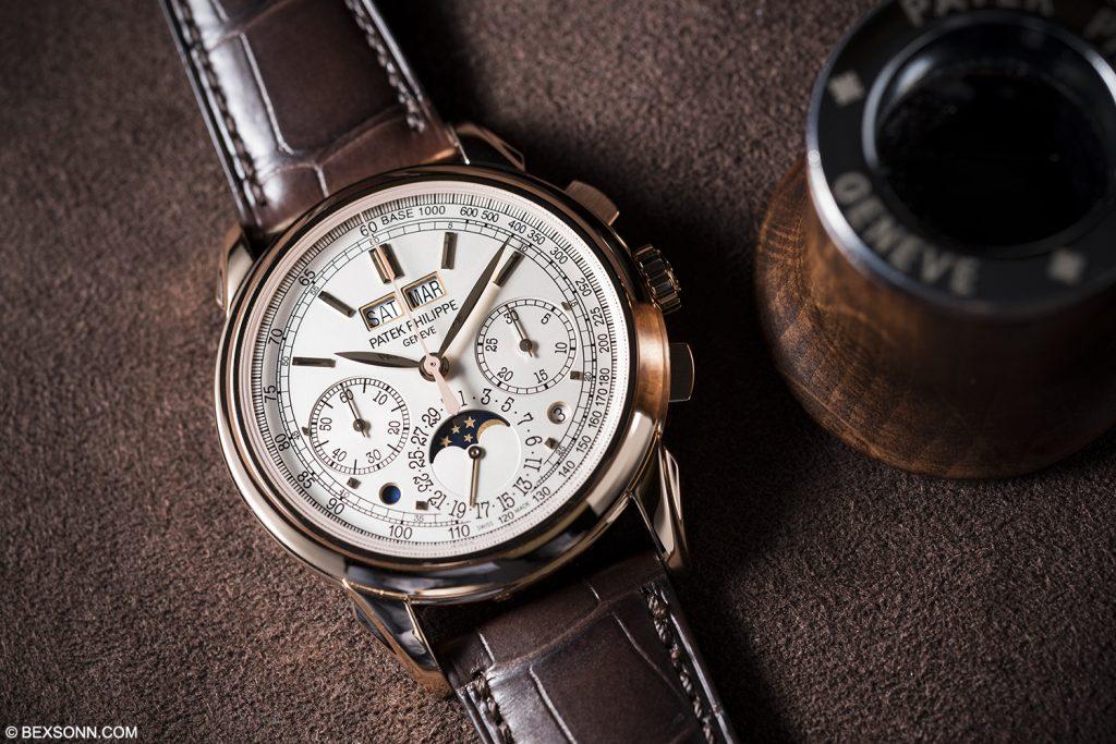 Kronograf Patek Philippe