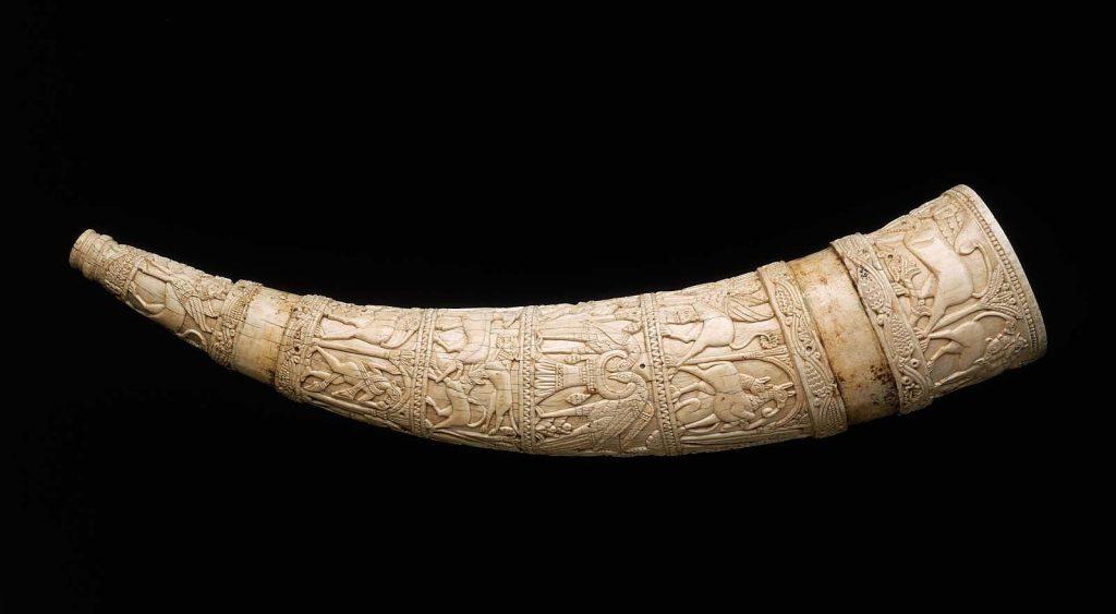 Olyphant Battle Horn