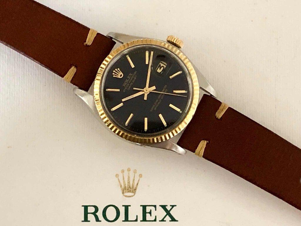 Rolex stainless steel keluaran tahun 1969