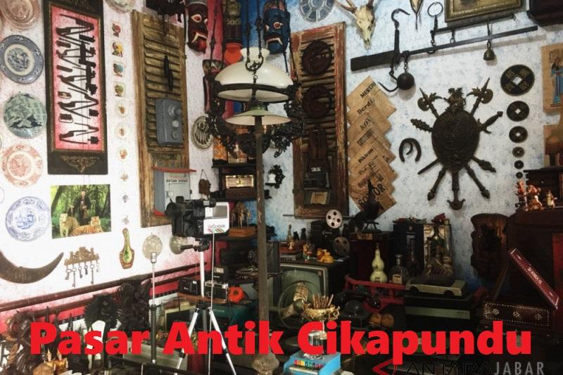 Pasar Antik Cikapundu